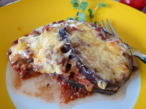 Eggplant Lasagna Recipe — The Frugal Chef