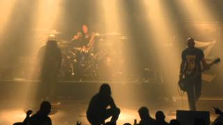 Channel Zero - Unsafe @ Ancienne Belgique 11-04-2014 HD