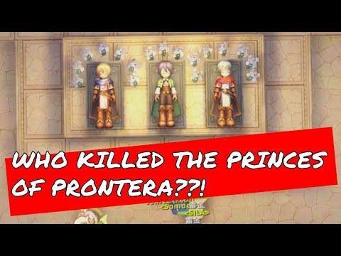 Dark Secrets of Prontera - Ragnarok First Love Gameplay!