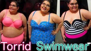 Swimwear Try On | Torrid Inside the Dressing Room | Plus Size  ITDR |