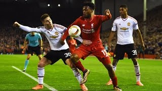 Manchester United Vs Liverpool 11 ENGLAND Premier League 15012017 Highlights & Full Goals 1 1