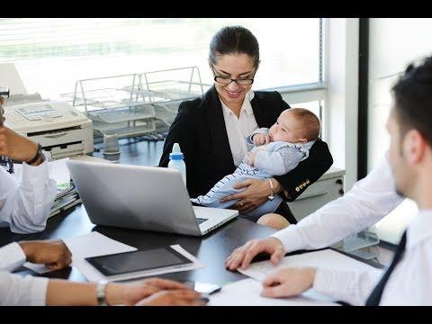 За сколько нужно предупредить работодателя о выходе из декретного отпуска