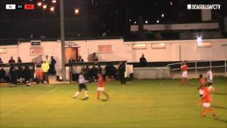 preview picture of video 'Maidenhead United vs Weston super Mare AFC - Match Highlights'