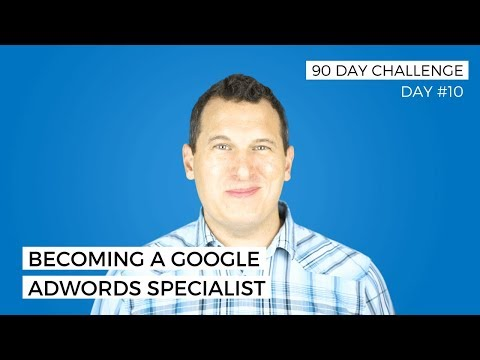 An insider's guide to becoming a Google AdWords Specialist ...