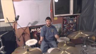 Iommi  - Savior of the Real -  Drum Cover