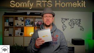 Somfy Tahoma Box RTS mit Homebridge in Homekit einrichten - Was ist möglich? [Teil 5]