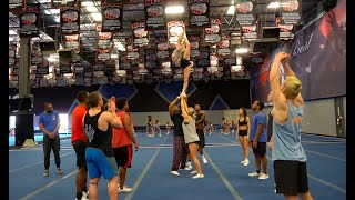 JERRY, LADARIUS, AND SHANNON ARE BACK!!!! ✰ LIVING THE WILD LIFE ✰ Cheer Athletics Wildcats Vlog