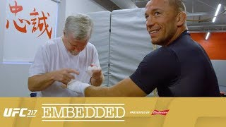 UFC 217 Embedded: Vlog Series - Episode 1