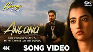 Angana Song Video -Bhangra Paa Le | Shreya Ghoshal, Javed Ali |Sunny,Rukshar |Ana Rehman,Shloke,Jam8