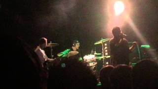 Dredg - The Canyon Behind Her, Live @ Gloria, Colgone 05/01/14