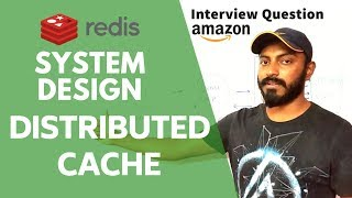 Redis system design | Distributed cache System design
