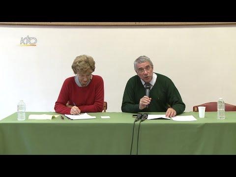 Colloque Newman 2016 - Conférence de Didier Rance