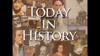 Today in History for August 18th