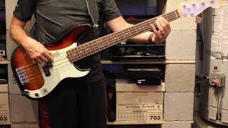 Dan Fogelberg - Promises Made (Bass Cover)