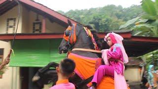 Karnaval Kuda Polowangi, Naik Kuda Jingkrak
