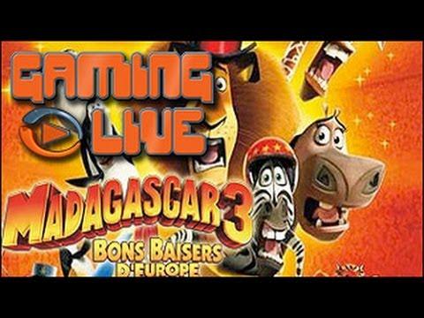 Madagascar 3 : Bons Baisers d'Europe Nintendo DS