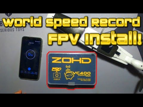 VC400 Super fast & Easy install [Banggood.com]