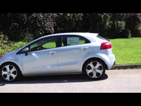 2014 Kia Rio Review - Greater Vancouver Kia Dealer