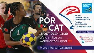 IKF U21 EKC 2019 POR – CAT