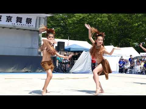 HEIARIKIタヒチアンダンススクール②【4K】/第4回 東京舞祭『春』2018(2日目)
