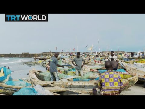 Ghana Fishing Economy: Authorities impose ban on illegal fishing