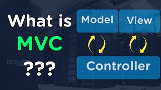 MVC Explained in 4 Minutes
