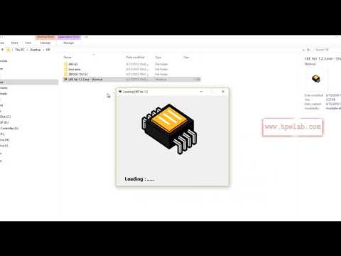 Clear Any HP Bios Password Directly - egyfixlab - THFilm pro
