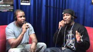 WHOO KID TALKS ABOUT FIRST MEETING 50 CENT ON CANAL STREET
