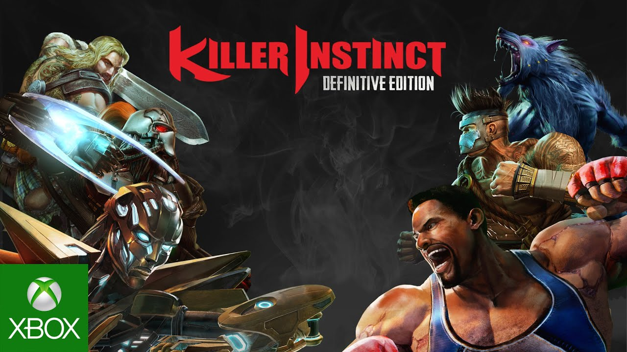 Killer Instinct: Definitive Edition Trailer