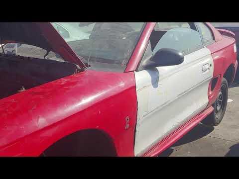 Junkyard Gem - 1997 Ford Mustang Cobra