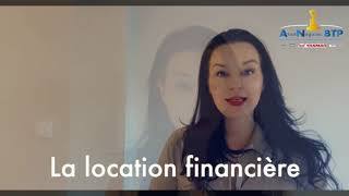 LES AVANTAGES DE LA LOCATION FINANCIERE