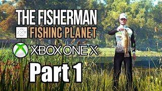 Рыбалка для xbox one