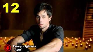 Mejores 25 Canciones Billboard LATINO (11/27/2011)