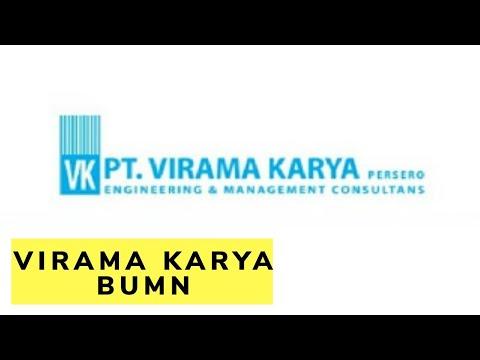 Lowongan Kerja Terbaru Bulan Desember Besar-besaran | PT Virama Karya BUMN