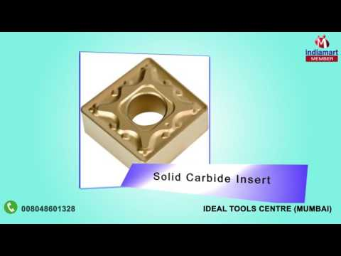 Solid Carbide Insert