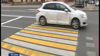 Казанские дорожники перешли на зимний режим работы