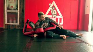 """BJJ for """"Dummies"""" - Top transitioning dummy, partner and solo Basic drills"""