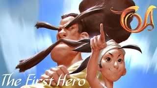 """The Reward: Tales of Alethrion - """"The First Hero"""""""