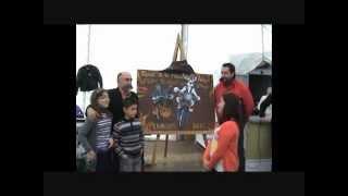preview picture of video 'FERIA DE LA MOTO ANTIGUA EN PENAGOS CANTABRIA 2012 PARTE 1'