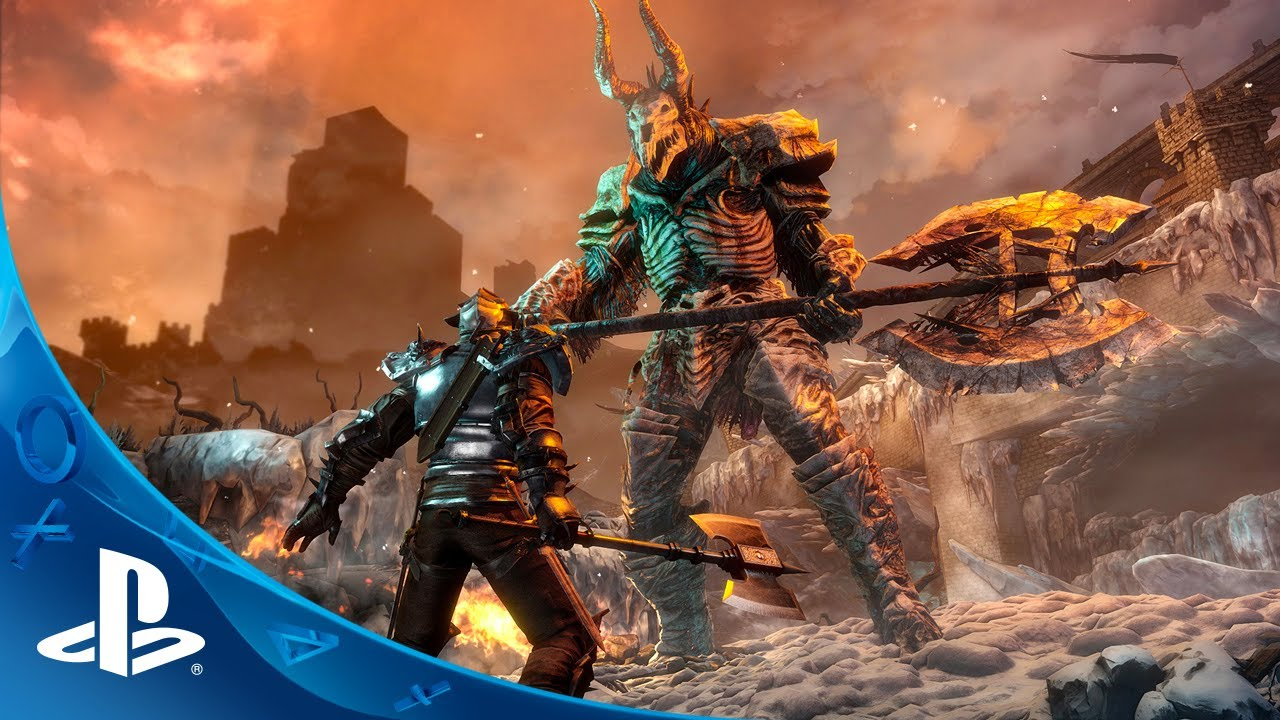 Bound by Flame: New Trailer Details Combat