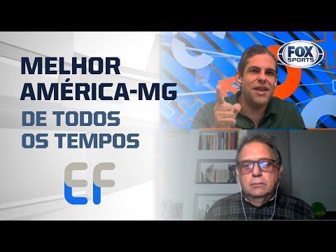 MELHOR AMÉRICA-MG DE TODOS OS TEMPOS; Veja a eleição no 'Expediente Futebol'
