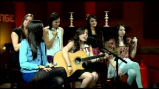"Cimorelli - ""Believe It"" (acoustic) (live) - Kidd Kraddick in the Morning"