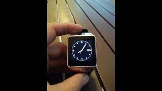 DZ09 Smartwatch Disassembly