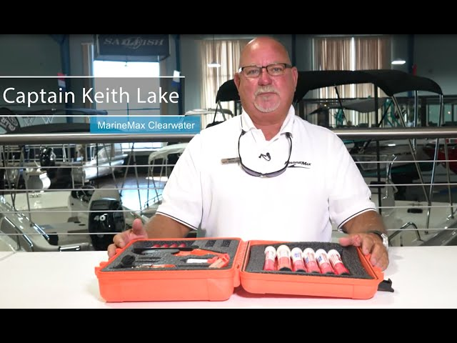 Boating Tips Episode 4: How To Use Your Boat's Flare Kit (Safely!)