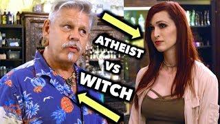 Atheist VS Witchcraft