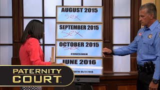 Man Had Relations With Woman 10 Years Younger (Full Episode)   Paternity Court