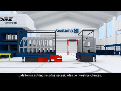 Gestamp Smart Factory: La fábrica inteligente