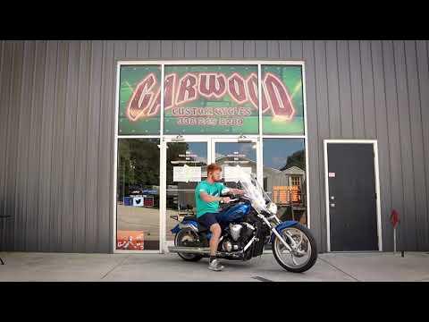 2011 Yamaha STRYKER in Lexington, North Carolina - Video 1
