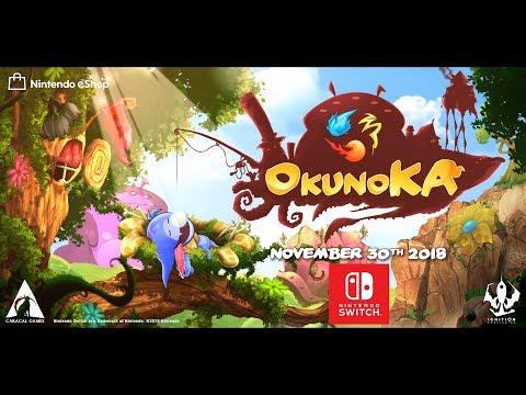 OkunoKa - Trailer 2018 Nintendo Switch thumbnail
