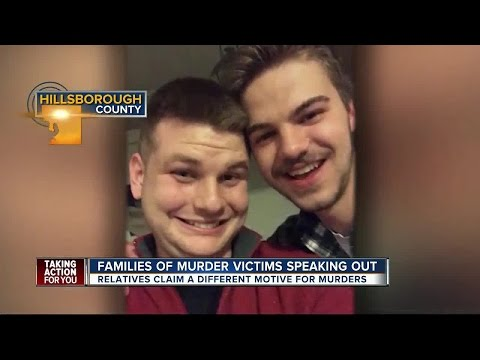 Victim's family speaking out after Tampa Palms 'neo-Nazi' killings